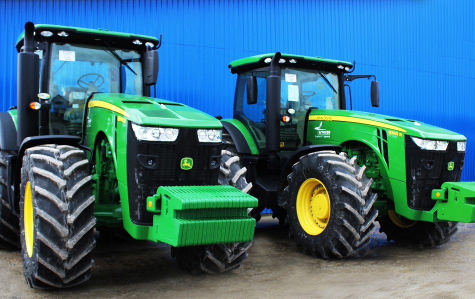 ASTARTA started implementing a five-year investment program aimed at upgrading agrimachinery
