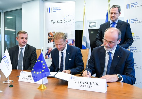 Loan agreement with EIB